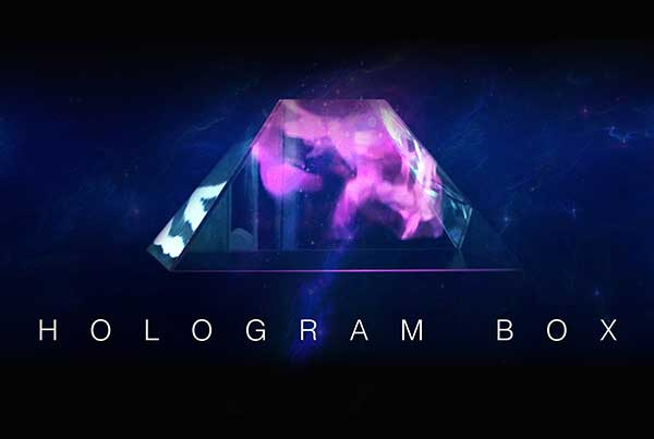 Hologram Box – Презентација